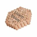 Custom Wine Cork Trivet, 8 5/8