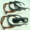 Custom Stylish Sunglasses (100% UV Protection) - Men