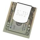 Custom Nickel Plated Money Clip