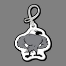Custom Bird (Eagle, Mascot) Bag Tag