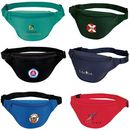 Acura Custom Two Zippered Polyester Fanny Pack, 12