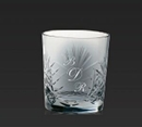 Custom 12 Oz. Old Fashioned Crystal Double Drinking Glass