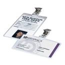 Custom Bulldog Clip w/ Vinyl Strap