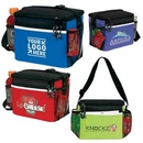 Custom Spectrum Frosted Insulated 6 Pack Cooler, 8.5