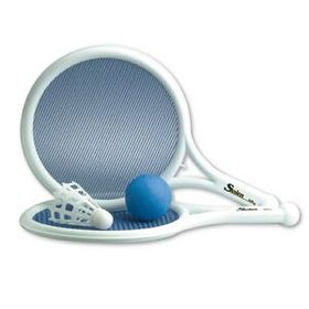 Mesh Paddle Ball & Birdie Game, Price/piece