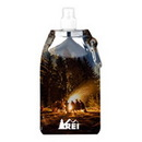 Custom Full Color Metro Collapsible Water Bottle - 16.9 Oz., 4.75
