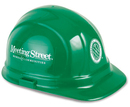 Custom OSHA Certified Hard Hat w/ Decal on 2 Sides & Front