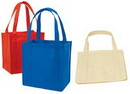 Custom Eco Friendly Non-Woven Polypropylene Tote Bag w/ Plastic Bottom