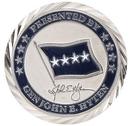 Custom Cast Zinc Alloy Coin (1 5/8