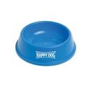 Custom Plastic Dog Bowl - Blue, 7