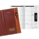 Custom Legacy Delta Plus Academic Monthly Pocket Planner, 3 5/8