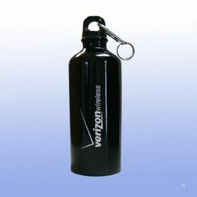 22 Oz Aluminum Sports Water Bottle W/Box (Screened), Price/piece