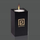Custom Medium Black Perth Candle Holder (3 1/2