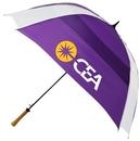 Custom Sovereign Vented Golf Umbrella, 40