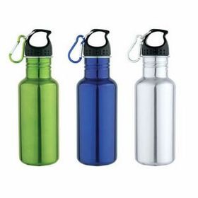 20 Oz Stainless Steel Bottle (Siikscreen), Price/piece