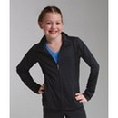 Charles River Apparel Custom Girls' Fitness Jacket