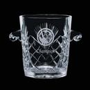 Custom Cavanaugh Crystal Ice Bucket (8