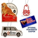 EMT Custom Assorted Paper Air Fresheners, Maximum 5