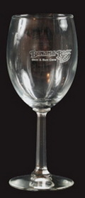 Goblet Glass - 10 Oz., Price/piece