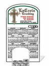 Custom Oval Calendar Stand