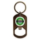 Custom Dogtag Key Tag w/Internal Bottle Opener