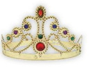 Blank Adjustable Queen's Crown