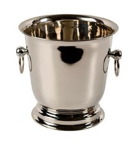 18-8 Stainless Steel Royal Wine and Champagne w/ Built-in Pedestal, Price/piece