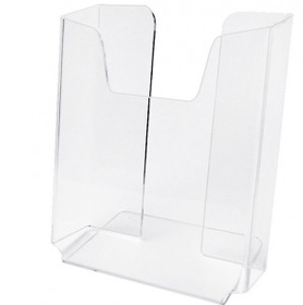 Single Counter Brochure Holder, Price/piece
