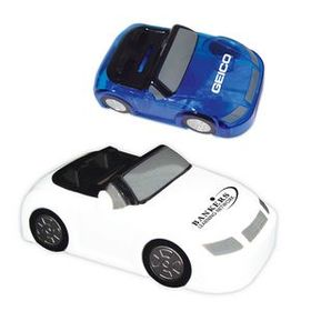 White Convertible Car Bank, Price/piece