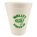 Custom 10 Oz. Beverage Foam Cup