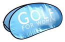 Custom Banner - Pop Out A-Frame Horizontal Double Sided 76