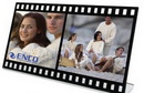 Custom Acrylic Filmstrip Photo Frame