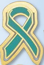 Custom Substance Abuse Awareness Ribbon Bookmark