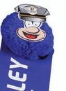 Custom Police Mophead Bookmark Weepul, 8