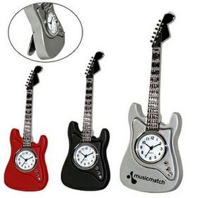 Guitar Clock (Engraved), Price/piece