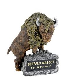 Buffalo School Mascot, Price/piece