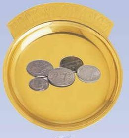 Solid Brass Pocket Change Holder (Screened), Price/piece