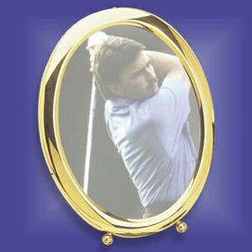 "Oval Picture Frame 5"" X 7"" (Screened), Price/piece"