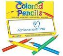 Custom Pack of 4 Mini Pre Sharpened Colored Pencils