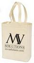 Custom Canvas Tote Bag (10 1/2