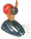 Custom Basketball Mini Fan, 3 1/4