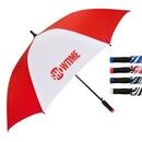 Custom Ultra-Value Golf Umbrella - Auto-Open, 58