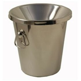 Stainless Steel Wine Tasting Receptacle/Spittoon With Lid (Laser Engraved), Price/piece