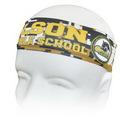 Custom Stretch Fashion Headband w/ Full Color Sublimation, 2