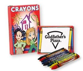 8 Pack Crayons, Price/piece