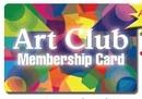 Custom Plastic Membership Card (20 Mil)
