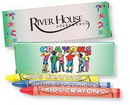 Custom 3 Pack Crayons
