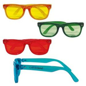 Translucent Frame Sunglasses Assortment, Price/piece