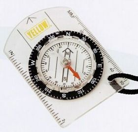 Map Reading Compass w/Neck Strap, Price/piece