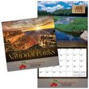 Custom National Parks Stitched Wall Calendar, 10.375